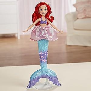 Amazon.es: Disney Princess - Muñeca Ariel transformación