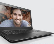 view of lenovo ideapad 310