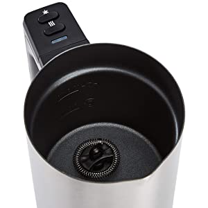 Cordless Carafe & Safety Features