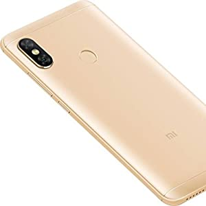 Mi Redmi Note 5 Pro Gold 6gb And 64gb Amazon In Electronics