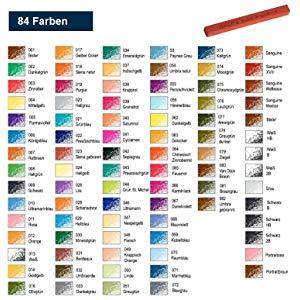 Conté à Paris - Barras de colores pastel, 84 unidades: Amazon.es: Hogar