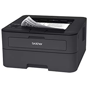Brother HL-L2340DW Compact Laser Printer, Monochrome, Wireless Connectivity, Two-Sided Printing, Mobile Device Printing, Amazon Dash Replenishment ...