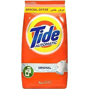 Tide Automatic Powder Laundry Detergent, Original Scen