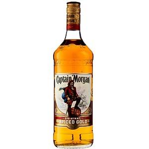Captain Morgan Spiced Rum 1 Litre Amazoncouk Prime Pantry