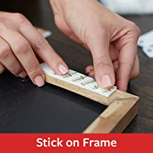 Command Small Picture Hanging Strips, 17202ES