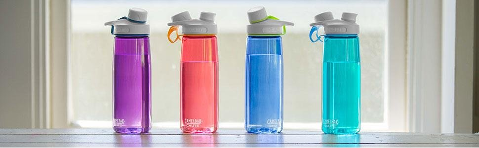 Trinkflaschen & -halter Radsport CAMELBAK TRINKFLASCHE CHUTE MAG MOD.19 750 ML SEA GLASS