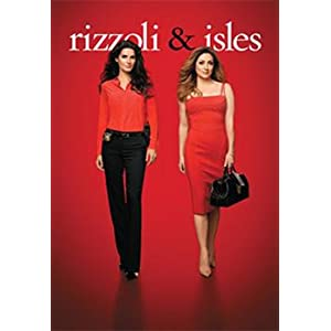 Rizzoli and isles season 6 winter promotional giveaways