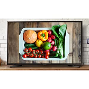 Samsung 32 Inch HD Smart TV with Built-in Receiver