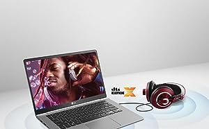 LG gram 15Z980-B - Portátil de 15.6 Full HD IPS (1 Kilo, bateria de 19 Horas, Intel i5 8250U 8th Gen, 8 GB RAM, 256 GB SSD, Windows 10 Home), Plata ...