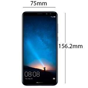 Huawei Mate 10 Lite Dual SIM - 64GB, 4GB RAM, 4G LTE, Blue: Amazon