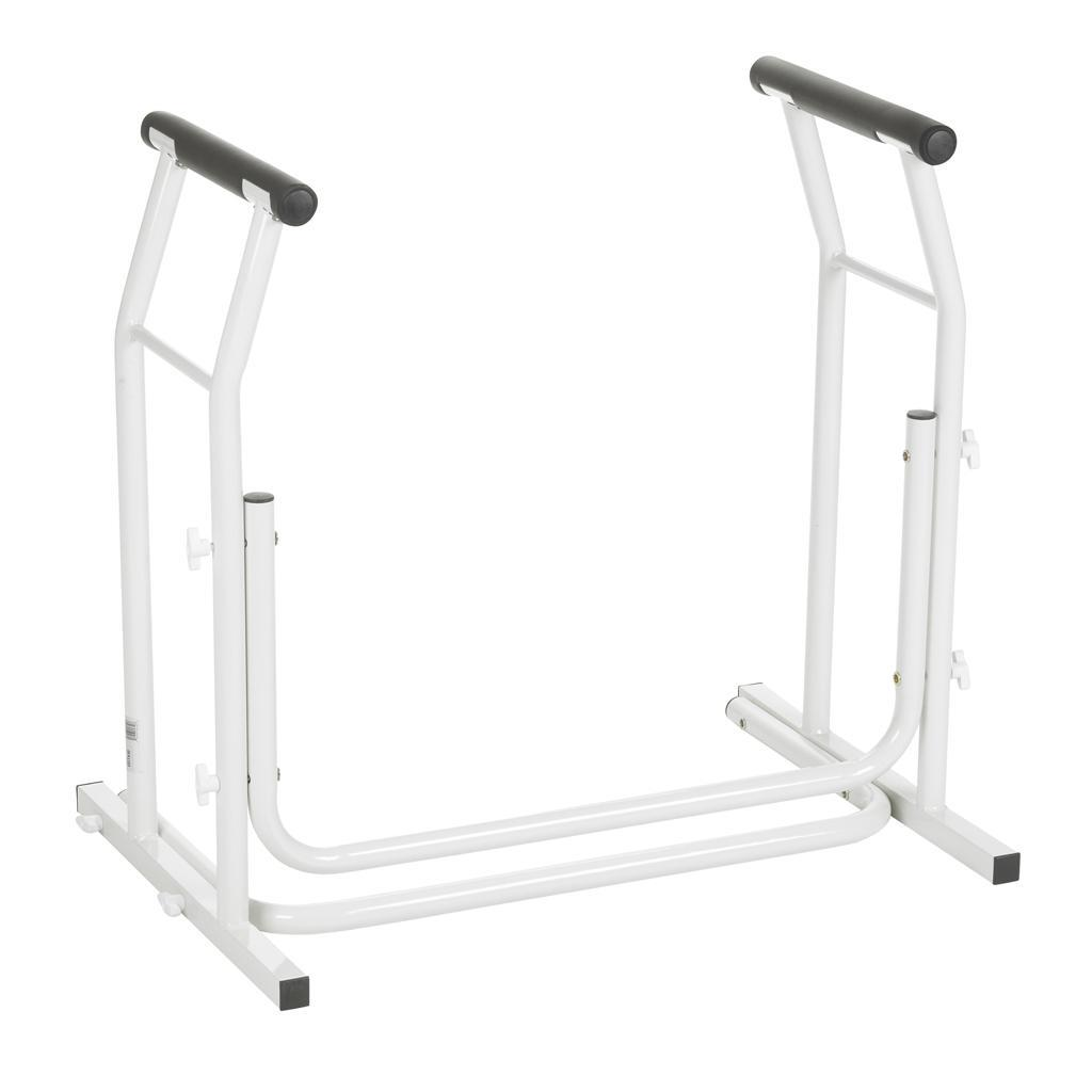 Buy Drive Medical Stand Alone Toilet Safety Rail Online at Low ...