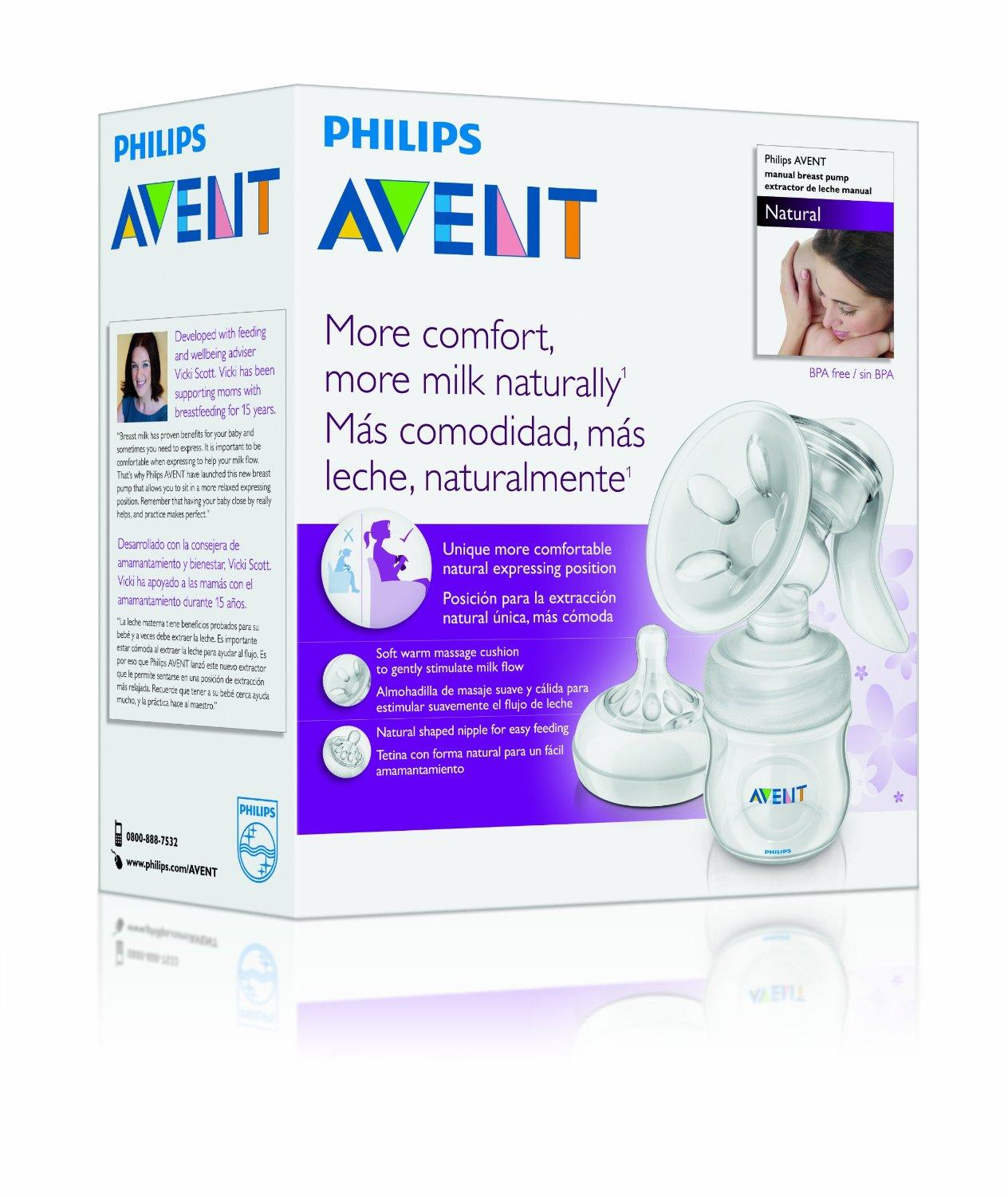 Opinion, Avent breast pump via that