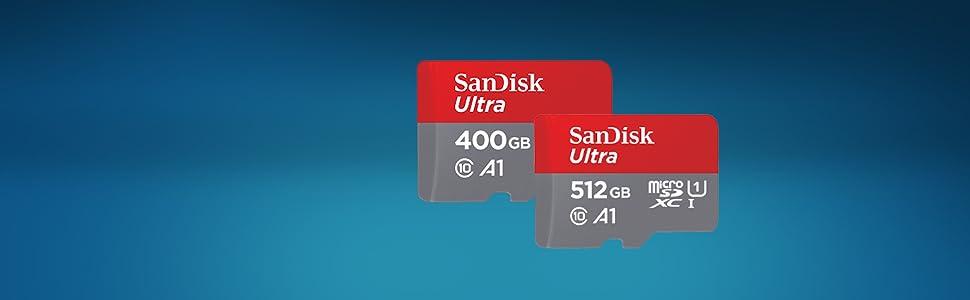SanDisk SDSQUAR-512G-GN6MA, Tarjeta de Memoria Ultra Android ...