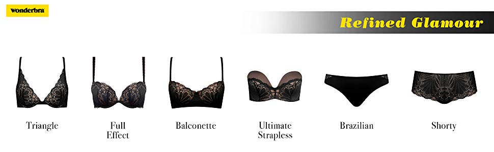 Wonderbra Womens Bra