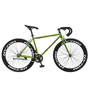 Helliot Bikes Brooklyn 36 Bicicleta Fixie Urbana, Adultos Unisex ...