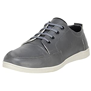 59ac769d4 Kraasa Men's Faux Leather Sneaker: Buy Online at Low Prices in India ...