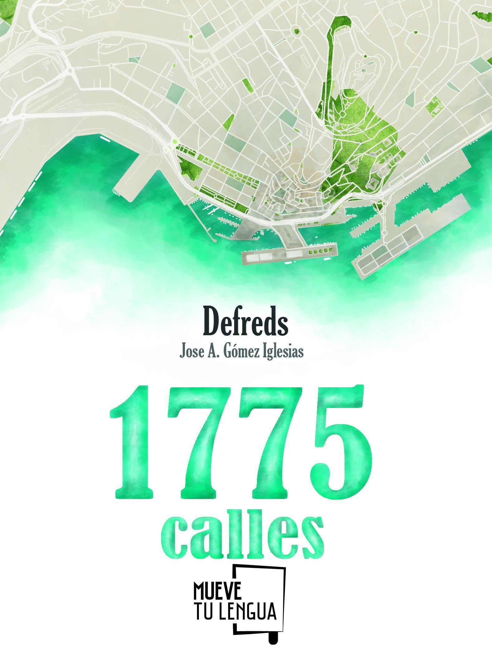 1775 calles (Colección Prosa Poética): Amazon.es: Gómez