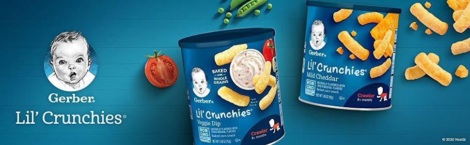 Gerber Lil' Crunchies