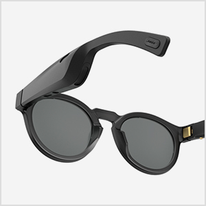 Bose Frames Audio Sunglasses, Alto, Small/Medium (Global Fit), Black