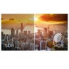 実物に近いカラフルな表現を実現するハイダイナミックレンジ(HDR)