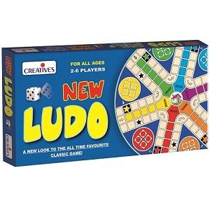 Creative's New Ludo Board Game