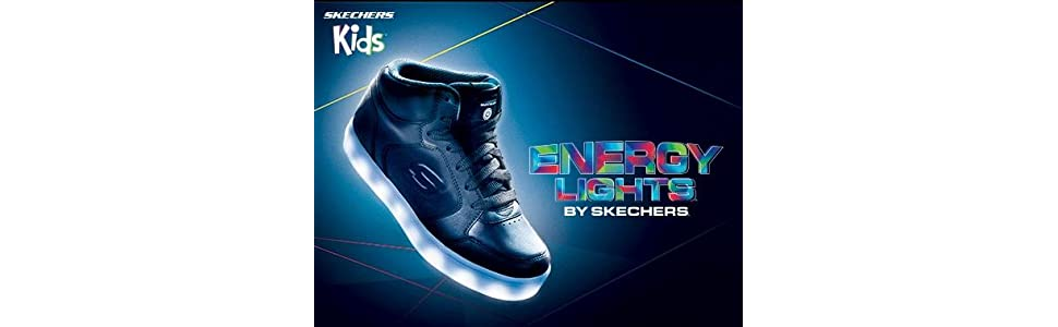 S Lights: Energy Lights | New Beginnings | Skechers kids