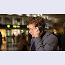 Sony WH-1000XM4 Wireless Noise Cancelling Bluetooth Over-Ear Headphones
