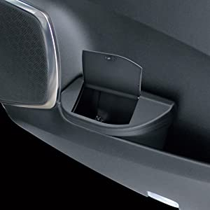 槌屋ヤック ゴミ箱 トヨタ 30系 アルファード・ヴェルファイア専用 サイドBOXゴミ箱 運転席用 SY-AV4