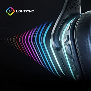 ゲーミング ヘッドセット G933s ロジクール Logicool PS4 PC Xbox Switch スマホ ワイヤレス 7.1ch 臨場感 ノイズキャンセリング RGB 合成皮革イヤーパッド