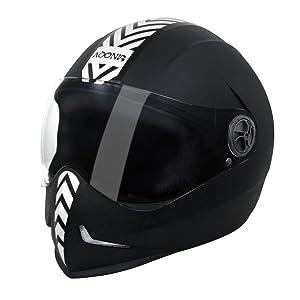 Steelbird 33242 Adonis Dashing Full Face Helmet