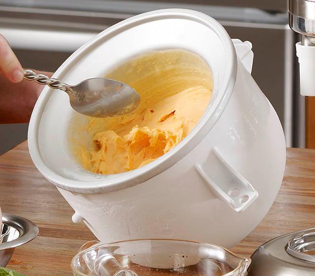 Amazon.com: KitchenAid KAICA Ice Cream Maker Attachment