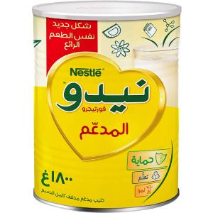 Nido Full Cream Milk Powder Tin - 1800g
