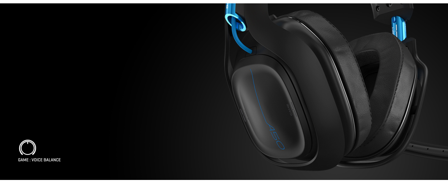 A40 TR Headset + MixAmp Pro TR for PS4 & PC