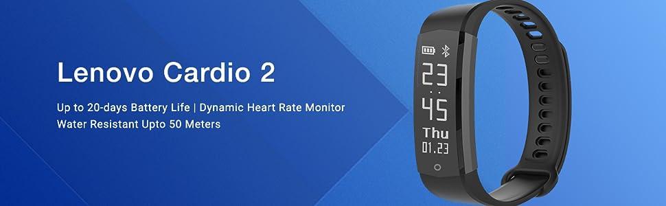 Lenovo Cardio 2 (Black)