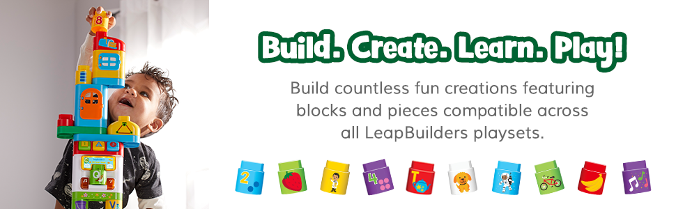 LeapFrog LeapBuilders