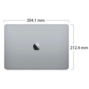 Apple MacBook Pro MPXU2 Laptop