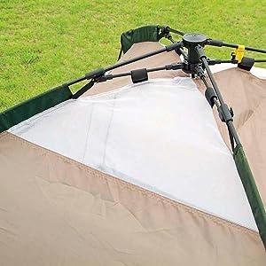 キャプテンスタッグ キャンプ用品 テント CS クイックドーム キャリーバッグ付 M-313