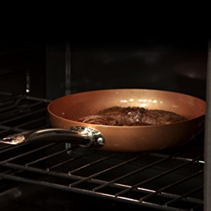 Copper Chef, Cobre, Cobre, 46.99 x 25.4 x 7.62 cm