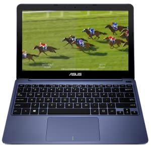 ASUS E200HA-FD0043TS 11.6 inch Notebook Pre-Installed with