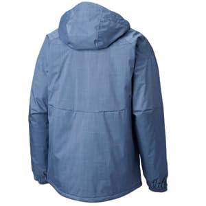 ... unen en un magnífico tejido shell con bonitos colores y texturas en esta chaqueta que destaca mientras esperas el telesilla. Esta chaqueta técnica con ...