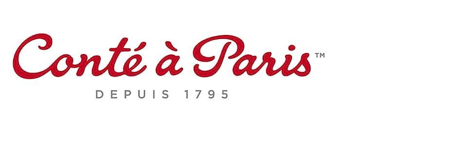 Cont/é /à Paris 50085 Pack de 3 Estompes Tortillon Gomme