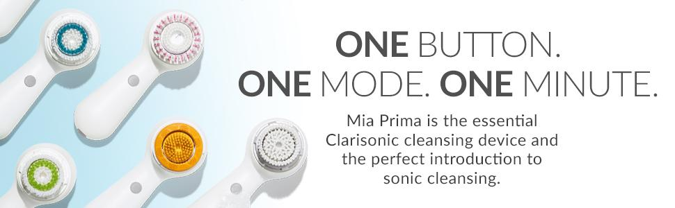 clarisonic mia prima mia smart mia 1 mia 2 foreo sonic facial cleansing brush acne oily skin