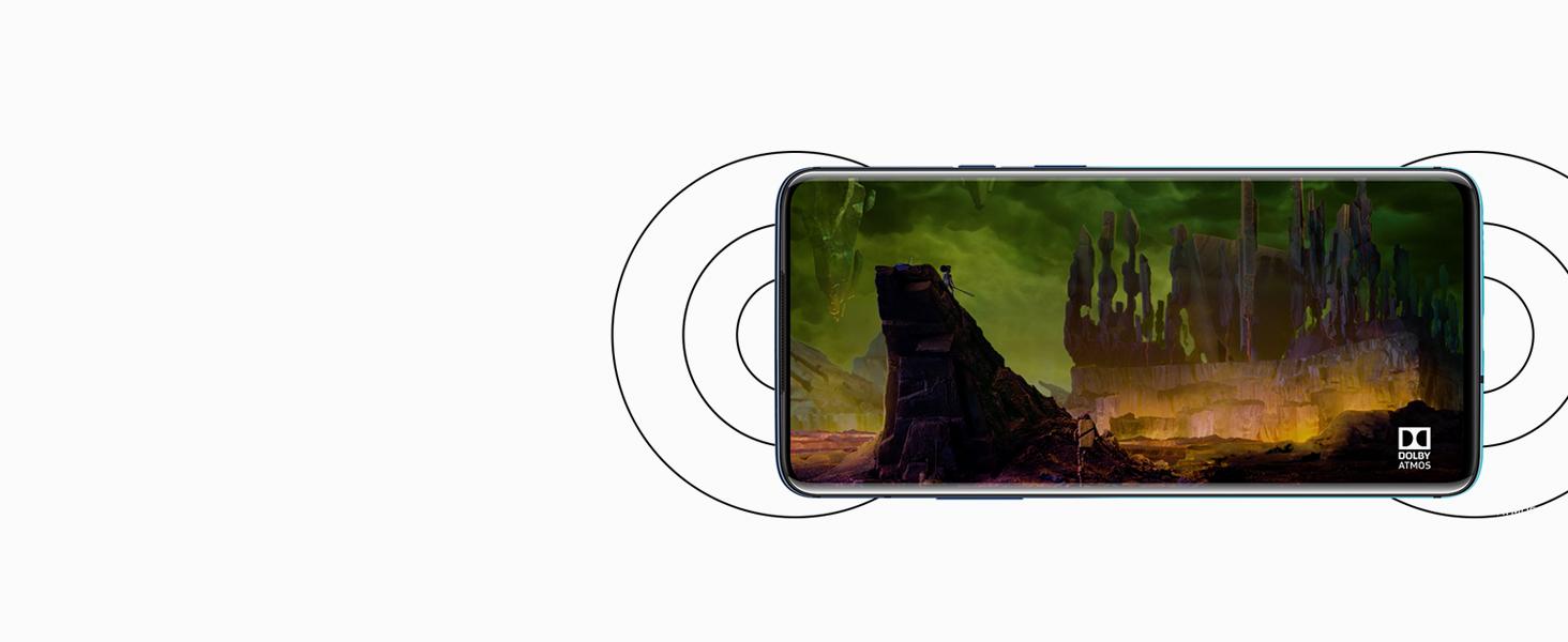 OnePlus 7T Pro - 256GB, 8GB RAM, 4G LTE - Haze Blue