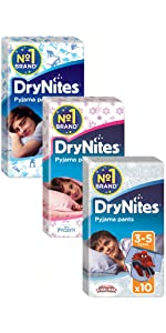 huggies;drynites;bedwetting;huggies drynites;drynights;pyjama pants
