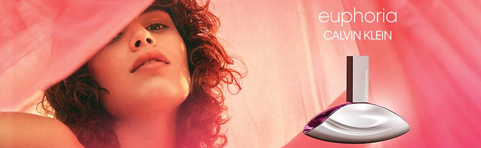 عطر ايفوريا انتينس من كالفن كلاين للنساء - او دي بارفان، سعة 100 مل