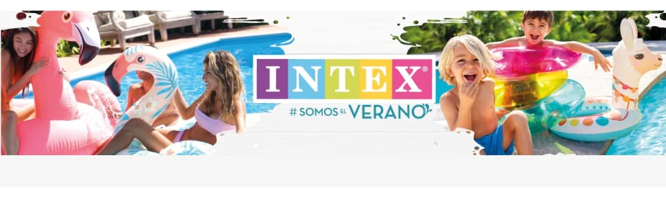 Intex 56288EU - Flamenco XL hinchable 218x211x136 cm: Amazon.es: Juguetes y juegos