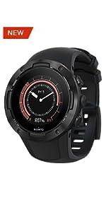 SUUNTO5 (スントファイブ) スマートウォッチ GPS 登山 トレイルランニング [日本正規品 メーカー保証]