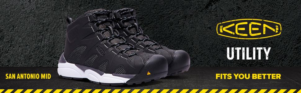 San Antonio Industrial Shoe