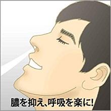 膿(うみ)を抑え、呼吸を楽にして ちくのう症を改善していくチクナイン