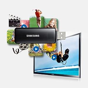 Samsung UE32J5200 32-Pulgadas Full HD Smart TV Wifi Negro - Televisor (Full HD, 16:9, Zoom, 1920 x 1080), Clase de eficiencia energética A+: Amazon.es: Electrónica